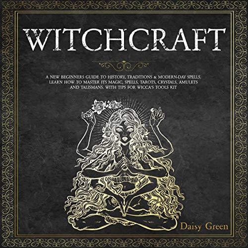 Couverture de Witchcraft
