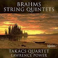 Brahms: String Quintets Nos.1 & 2 by Takacs Quartet (2014-04-08)