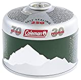 Coleman c250 Pi Cartridge Butane and Propane Mix