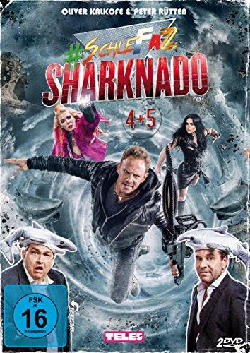 #SchleFaZ - Sharknado 4 + 5 (2 DVDs)