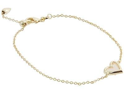 Kendra Scott Ari Heart Delicate Chain Bracelet
