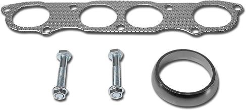 DNA Motoring GKTSET-HS2000 Aluminum Exhaust Manifold Header Gasket Set Replacement