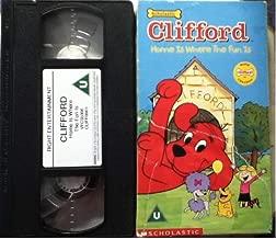 Clifford VHS