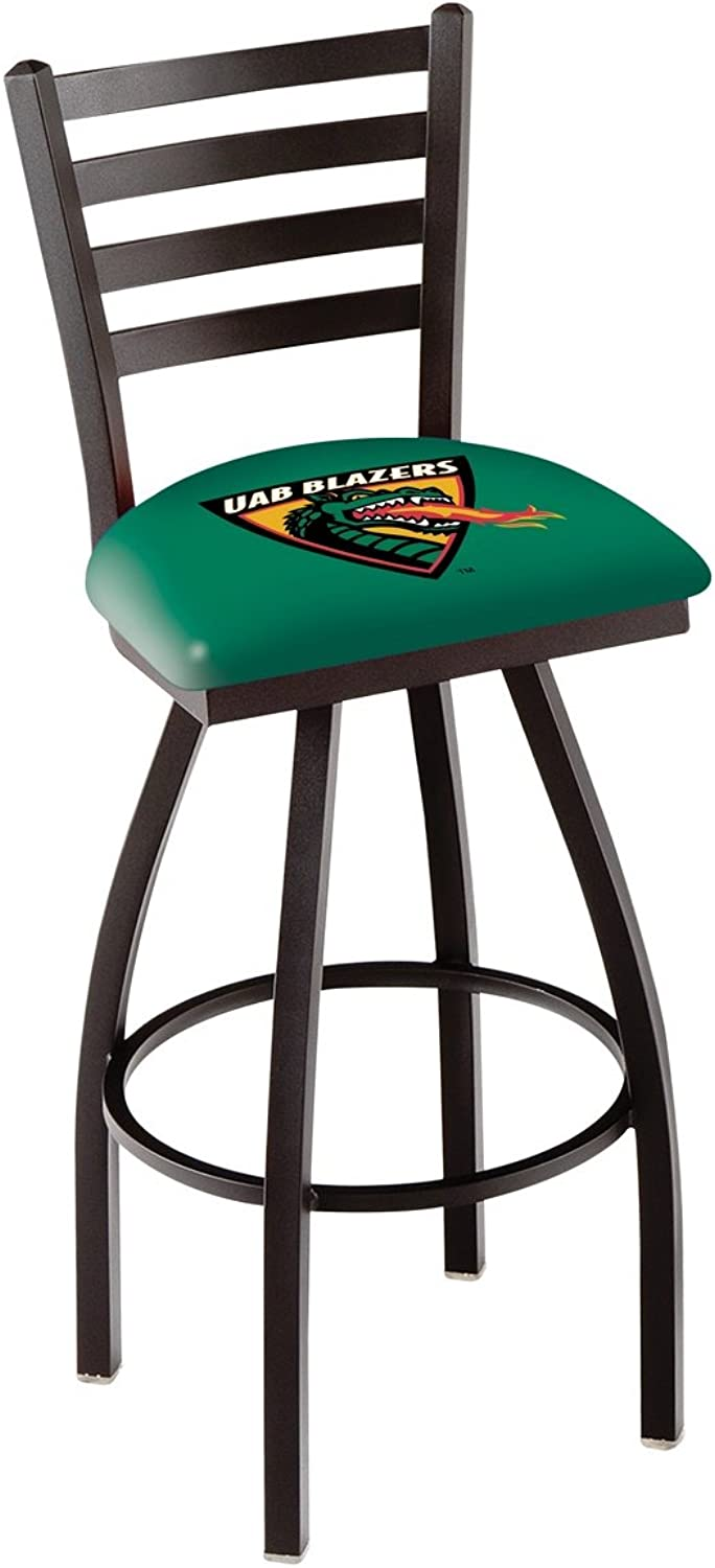 Holland Bar Stool L014 University of Alabama at Birmingham Swivel Counter Stool, 25
