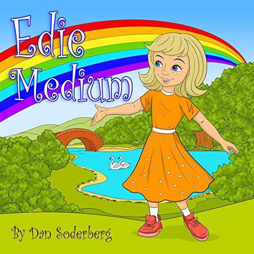 Edie Medium audiobook cover art