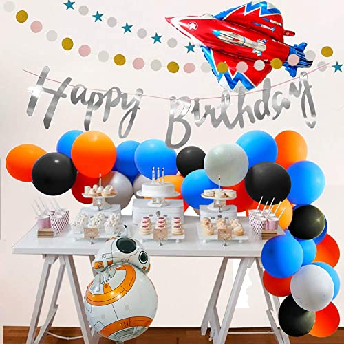 Blue And Orange Party Supplies Amazoncom