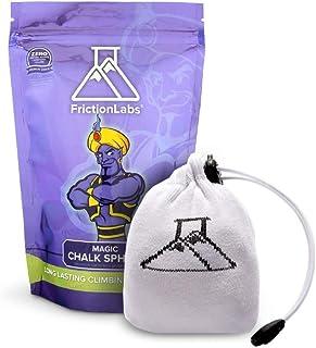 FrictionLabs フリクションラボ Magic Refillable Chalk Sock マジックチョークソック 詰め替え可強いグリップのためのハンドチョークボール非毒性ロッククライミング、体操、懸垂、スポーツ、ウエイトリフティング、...