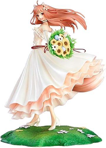 descuento de ventas Myethos Spice and Wolf Holo Wedding Wedding Wedding Dress Ver. 1 8 Scale PVC Figura  promociones de equipo