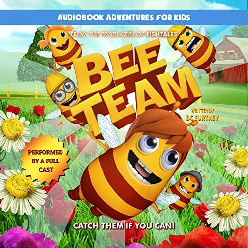Bee Team audiobook cover art