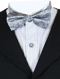 Historical Emporium Men's Montgomery Paisley Bow Tie