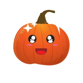 Nothing Scares Me Lil Pumpkin Carvings Stickers