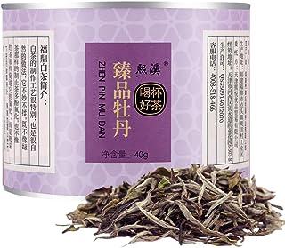 白茶 福鼎白茶 特級白牡丹40g 中国茶 2011年原料 茶葉 ノンカフェイン 無添加