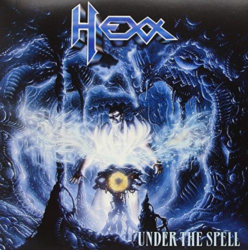 Hexx: Under the Spell - Blue/Black [Vinyl LP] (Vinyl)