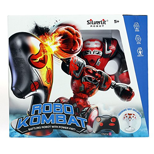 Rocco Juguetes – Robo Kombat – Single Pack, 88053