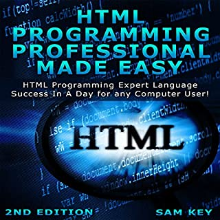 HTML Programming Professional Made Easy, 2nd Edition cover art