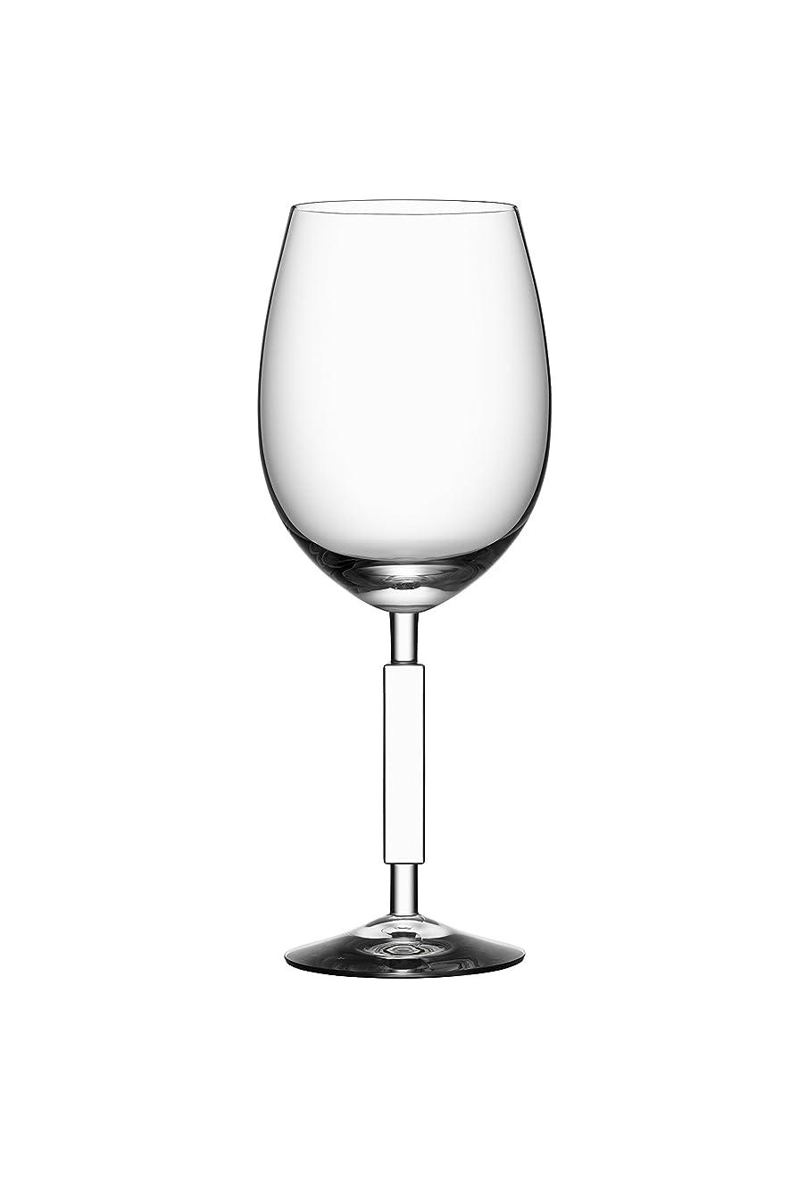 肥料割り当て億Orrefors Unique Red Wine, Clear