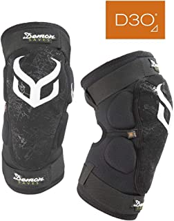 Demon Hyper X D30 Mountain Bike Knee Pads | BMX | MX | Snowboard D3O Knee Pad