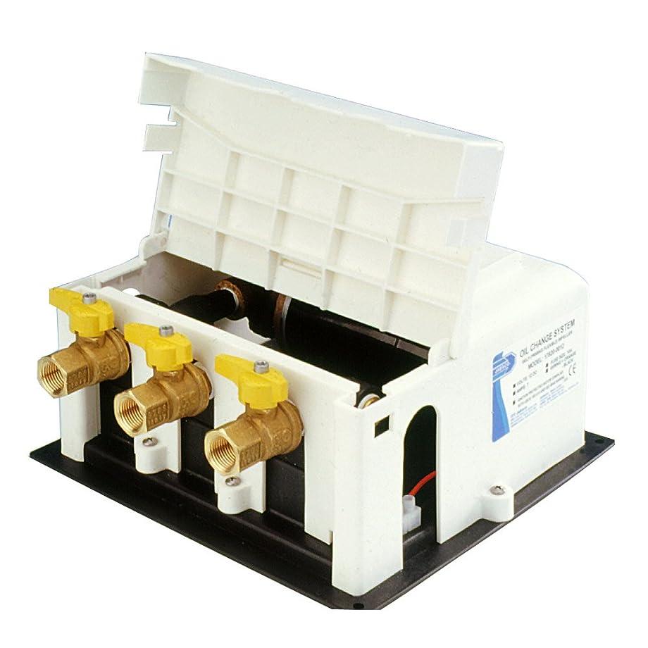Jabsco Oil Changer System Permanent Mount Pump