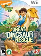 diego dinosaur rescue game