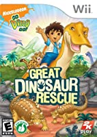 Go Diego Go Great Dinosaur Rescue