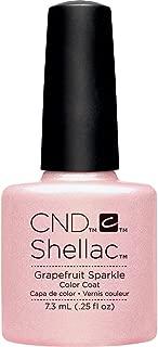 Creative Nail Design Shellac UV Color Coat, 25 oz
