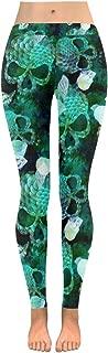 Custom Christmas Snowman Snowflake Stretchy Capri Leggings Pants for Yoga Running Gym(2XS-5XL)