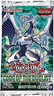 Konami YuGiOh Code of the Duelist Booster Pack