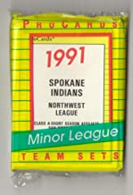 1991 ProCards Minor League Team Set - Spokane INDIANS - PADRES