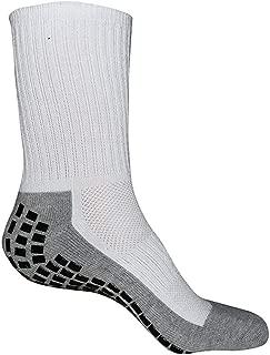 #1 Non Slip Socks, The Best Adult Hospital and Home Care Socks, Skid Resistant, Slipper Socks, Unisex Gripper Socks