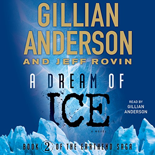 A Dream of Ice audiobook cover art