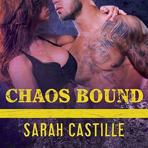 Chaos Bound audiobook cover art