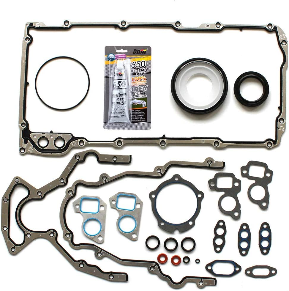 SCITOO Lower Conversion Gasket Set Replacement for wholesale Sil Chevrolet Ultra-Cheap Deals