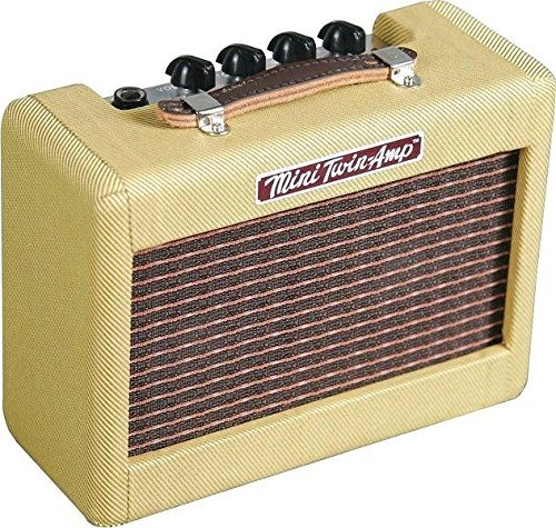 Fender® Mini `57 Twin Amp