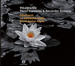 Tenor Cantatas Recorder Sona