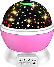 ATOPDREAM Sterrenhemel Projector voor Kinderen - Mooie Cadeaus voor Kinderen - Night Light/Kinderkamer decoratie