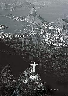 Pyramid America Rio De Janeiro, Photography Poster Print, 24 by 36-Inch