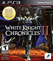 White Knight Chronicles II (輸入版) - PS3