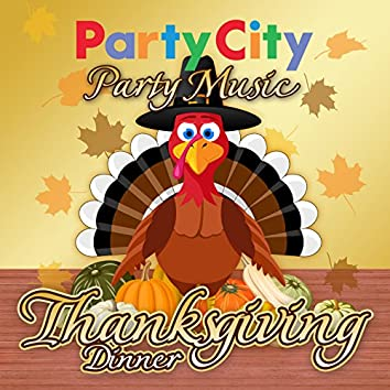 Party City Thanksgiving Dinner Party Music
