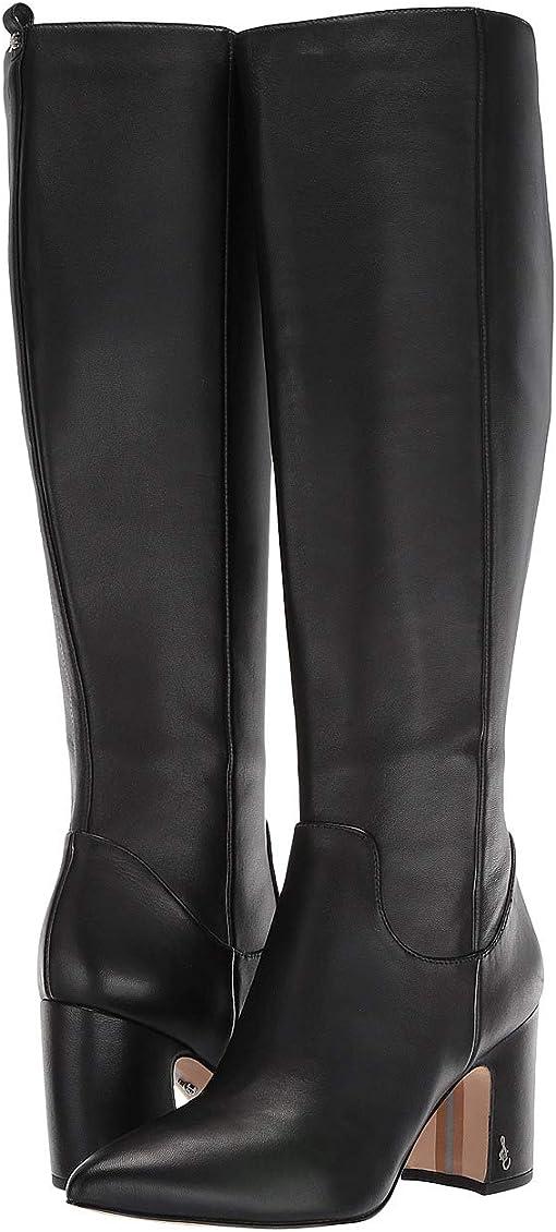 Black Modena Calf Leather