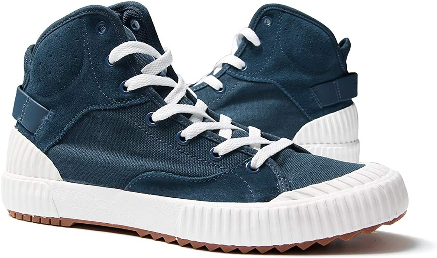 "TWEAK ""Tristan"" Men's Mid Top High top Fashion Sneaker"