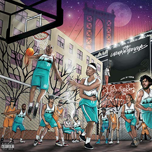 The Underachievers Lords of Flatbush 3 Print Poster