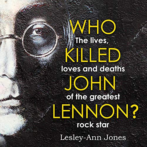 Who Killed John Lennon? Titelbild