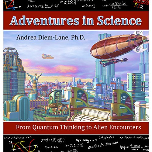 Adventures in Science audiobook cover art