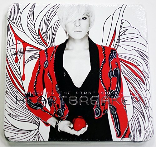 G-DRAGON BIGBANG - Heartbreaker (Vol. 1) CD + Photo Booklet + Extra Gift Photocards Set