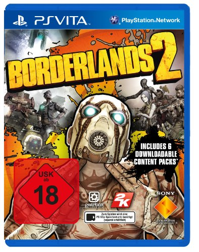 Borderlands 2 - [PS Vita]