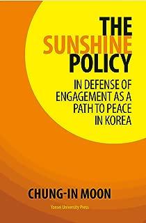 The Sunshine Policy