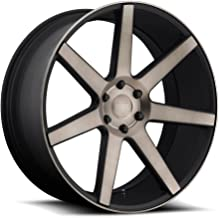DUB Future MB -BLK MACH Wheel with Painted (22 x 9. inches /6 x 139 mm, 30 mm Offset)