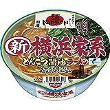 日清 麺 NIPPON 横浜家系とんこつ醤油ラーメン 119g