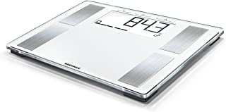 Soehnle Shape Sense Profi 100 Bathroom Scale, digital scale for body analysis and BMI, acccurate scale up to 180 kg, elect...