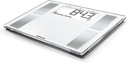 Soehnle Shape Sense Profi 100 - Bascula de analisis corporal, color blanco
